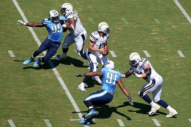 Derrick Morgan: 2010 NFL Draft Report Card Grade, Tennessee Titans