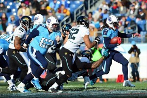 Chris Johnson vs. Eddie George: Who's the Greater Tennessee Titan?