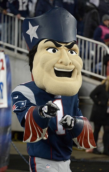 Tennessee Titans CB Jason McCourty as Pat Patriot?