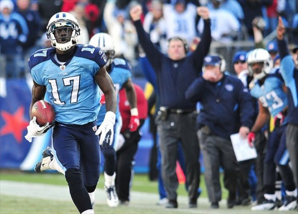 Damian Williams: Will WR Make Tennessee Titans 2013-14 Week 1 Roster?
