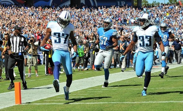 Tommie Campbell: Will CB Make Tennessee Titans 2013-14 Week 1 Roster?
