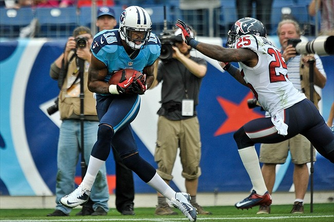 Kenny Britt: Tennessee Titans Need Potential to Mix with Consistency