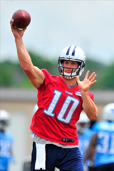 Tennessee Titans Need Jake Locker to Stay Healthy In 2013