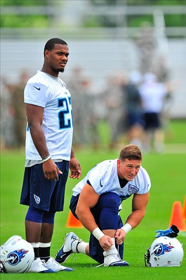 2013-14 Tennessee Titans Training Camp Preview: Running Backs
