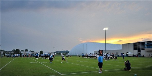 AFC South Training Camp Links: July 28, 2013