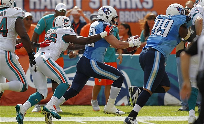 Tennessee Titans: Colin McCarthy Returns, Hopeful for Preseason Finale