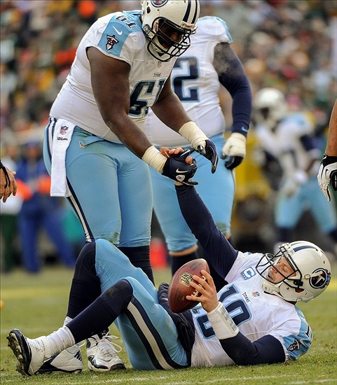 Fernando Velasco: Tennessee Titans Release G/C, Reach 53 Players