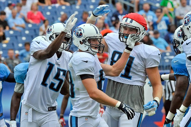 Marc Mariani: Tennessee Titans Put WR on Injured Reserve, No IR-Recall