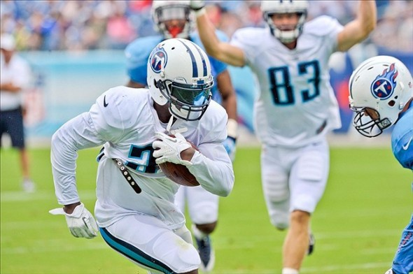 Tennessee Titans Preseason Week 2 Depth Chart Observations