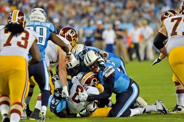 Tennessee Titans 2013 Roster: From 90 to 75, the First Cuts