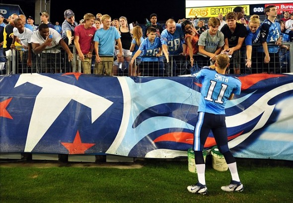 Tennessee Titans: Spying the AFC South 8/10, a Titan Sized Feature