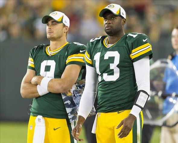 Vince Young News: Graham Harrell Released, Favorite for Packers' No. 2 Job?