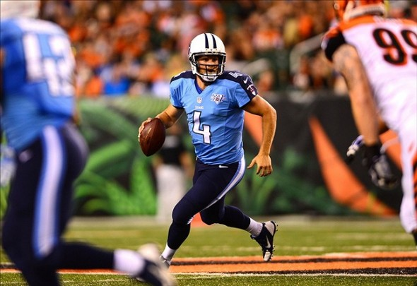 Jake Locker vs. Ryan Fitzpatrick: Tennessee Titans Fan Poll, Aug. 25