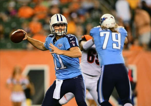 Rusty Smith: Does Tennessee Titans QB Make Week 1, 53-Man Roster?
