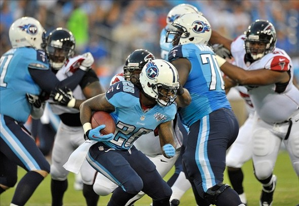 2013 NFL Predictions: Chris Johnson, RB, Tennessee Titans
