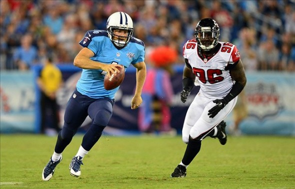 Tennessee Titans: Studs, Duds & Reaction vs. Atlanta Falcons