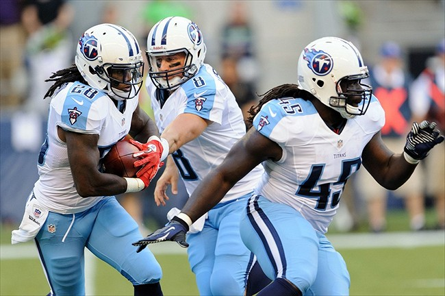 Quinn Johnson: Tennessee Titans FB Doubtful for Sunday