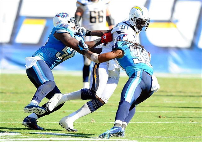 NFL Picks vs Spread: San Diego Chargers vs Tennessee Titans, Week 3