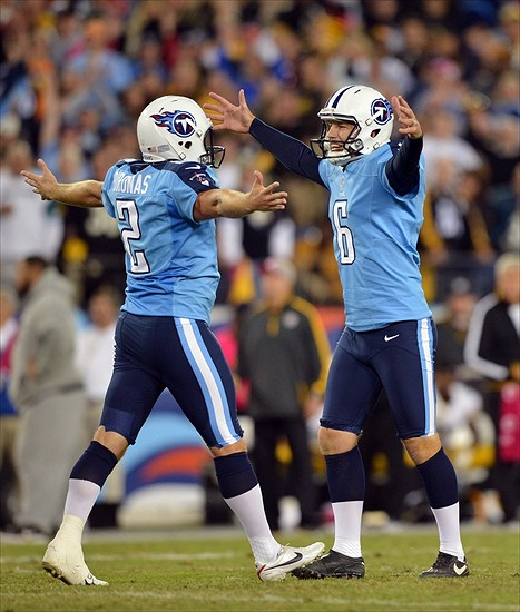 Tennessee Titans vs Pittsburgh Steelers: Week 1 Staff Predictions, 2013