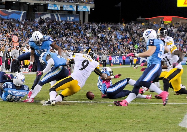 NFL Picks vs. Spread: Tennessee Titans at Pittsburgh Steelers, Week 1