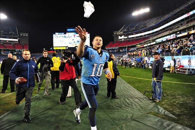 Tennessee Titans Early 3.5-Point Favorite vs New York Jets