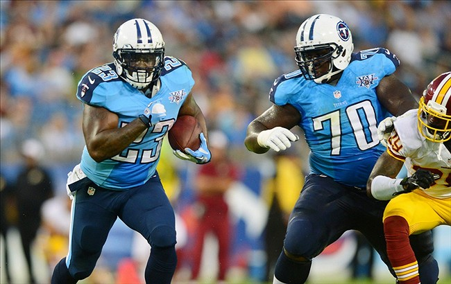 Tennessee Titans Twitter Talk: Shonn Greene Expected To Play Sunday