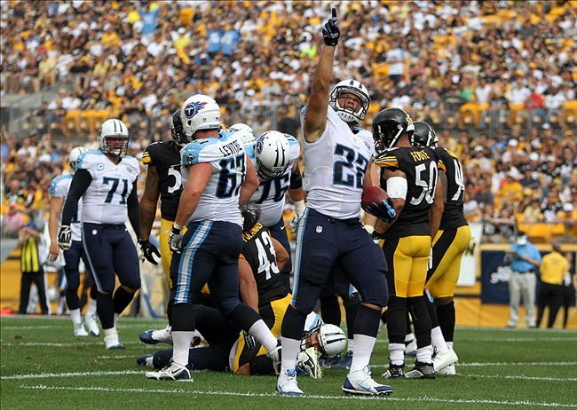 Week 1 Recap: Tennessee Titans Beat Pittsburgh Steelers 16-9
