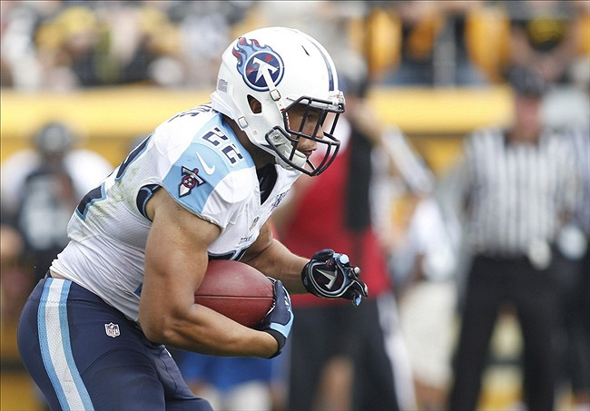 Jackie Battle: Tennessee Titans RB Making Difference in Win Column