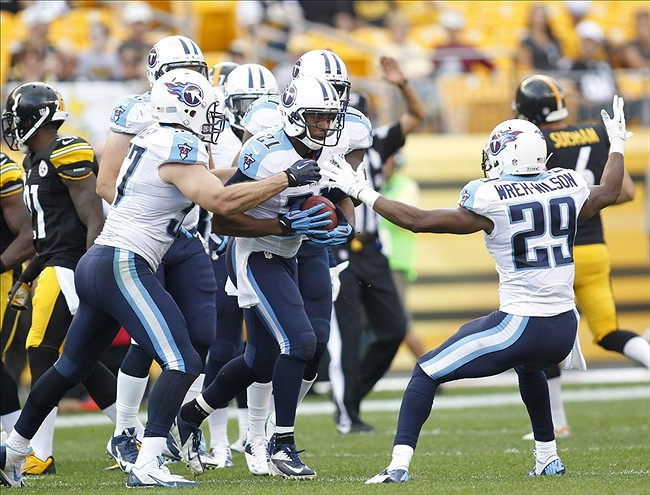 Tennessee Titans Transition Tuesday: Sep. 10, 2013