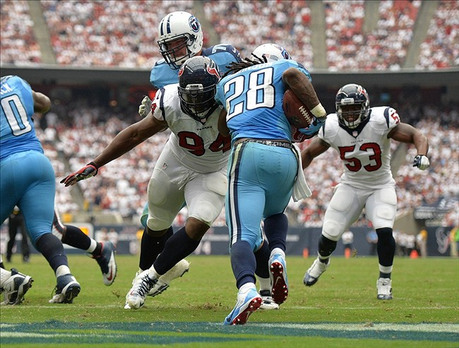 Jake Locker: Tennessee Titans QB Isn't Only One to Blame in Loss