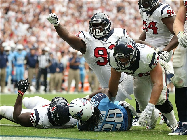 Tennessee Titans: Who's To Blame On Offense in Loss to Texans?