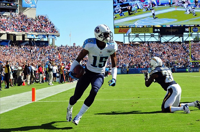 Tennessee Titans: Week 3 Player of the Week vs San Diego Chargers
