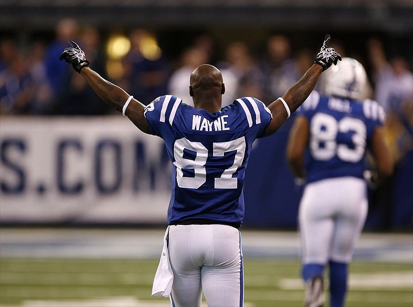 Tennessee Titans: How Reggie Wayne Injury Affects Upcoming Colts Games