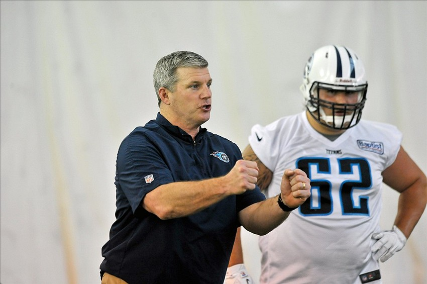 Rob Turner Out, Brian Schwenke In as Tennessee Titans Center