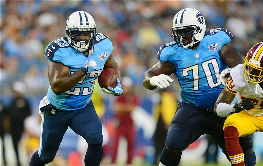 Titans Over-Under Poll: 35 Carries for Chris Johnson, Shonn Greene