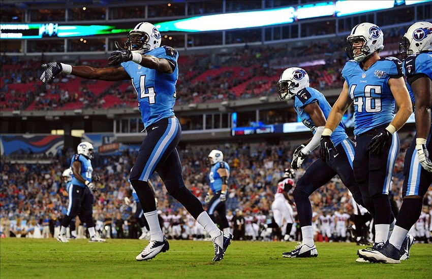 Titans Release Michael Preston, Want HIm Back on Practice Squad