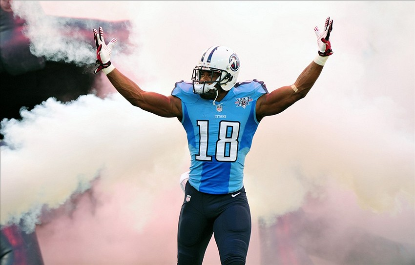 NFL Trade Deadline: Kenny Britt Staying with Tennessee Titans