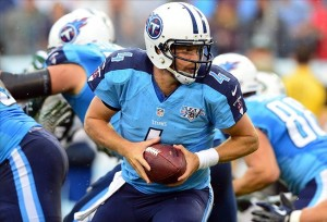 Jake Locker Hip Injury Won't Spell Doom for Tennessee Titans
