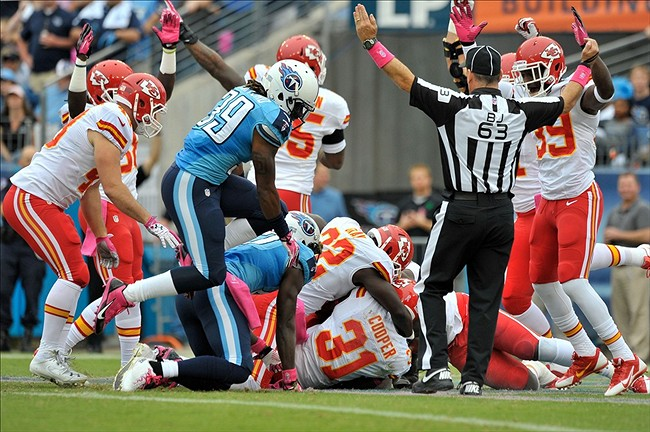 Titans Lose 26-17 to Chiefs, Missed Opportunity for Tennessee