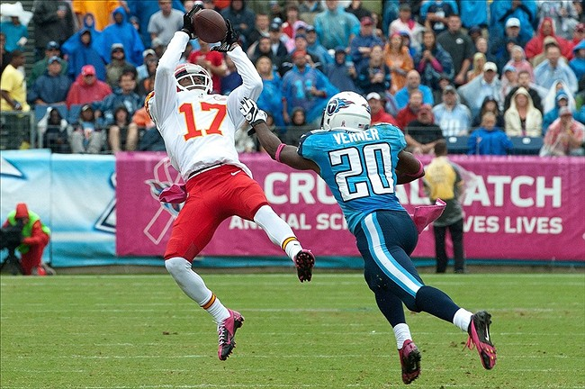 Titans vs Chiefs: Studs, Duds, Grades & Reaction for Tennessee
