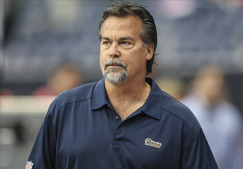 Titans vs Rams: Jeff Fisher, Player Connections