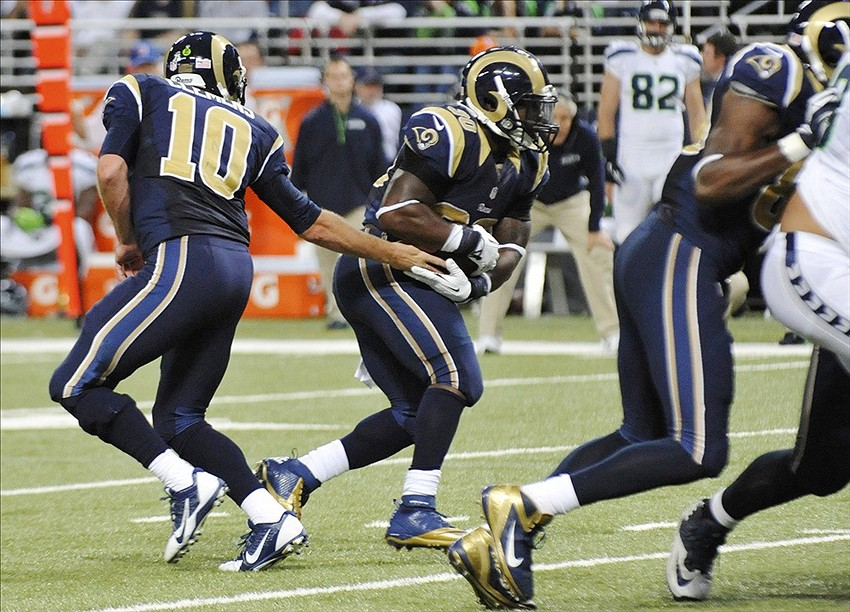 Titans vs Rams: 7 Questions with Rams Talk, Norman Hightower