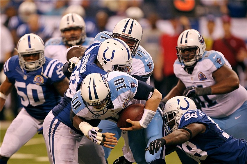 Tennessee Titans: Early 3-Point Underdog vs Indianapolis Colts