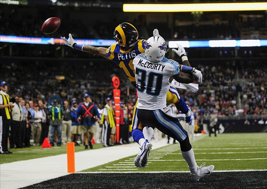 Tennessee Titans: Studs, Duds, Grades & Reaction vs St. Louis Rams
