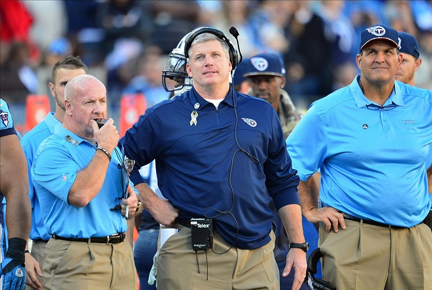 "Mike Munchak: Should Titans vs Colts Be ""Win or You're Fired?"""