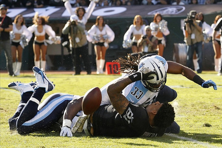 Michael Griffin: Is Suspension Fair for Tennessee Titans Safety?