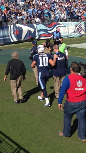 Tennessee Titans: Ohioans Praise Nashville on First-Time Experiences - Picture By Sean Maczko