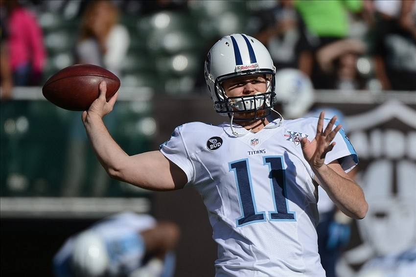 Tennessee Titans: Why Not Start Rusty Smith These Last 2 Games?