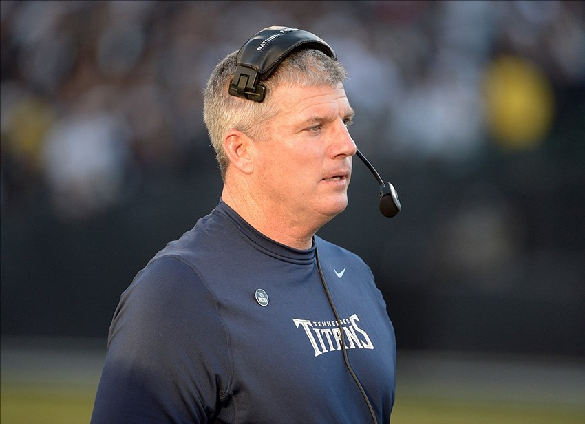 Mike Munchak: Titans vs Broncos a Measuring Stick For Players, Coaches