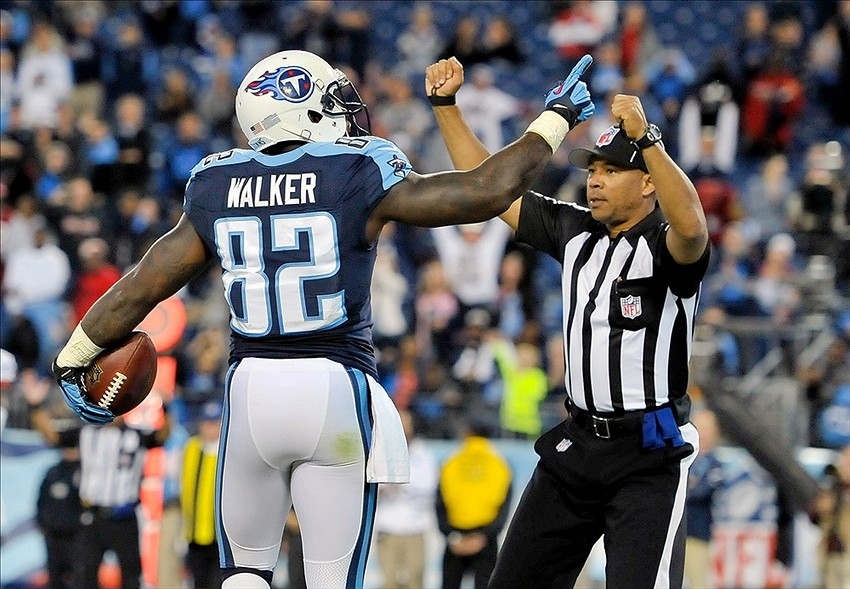 Delanie Walker: TE Says Tennessee Titans Had 6-7 Cancers